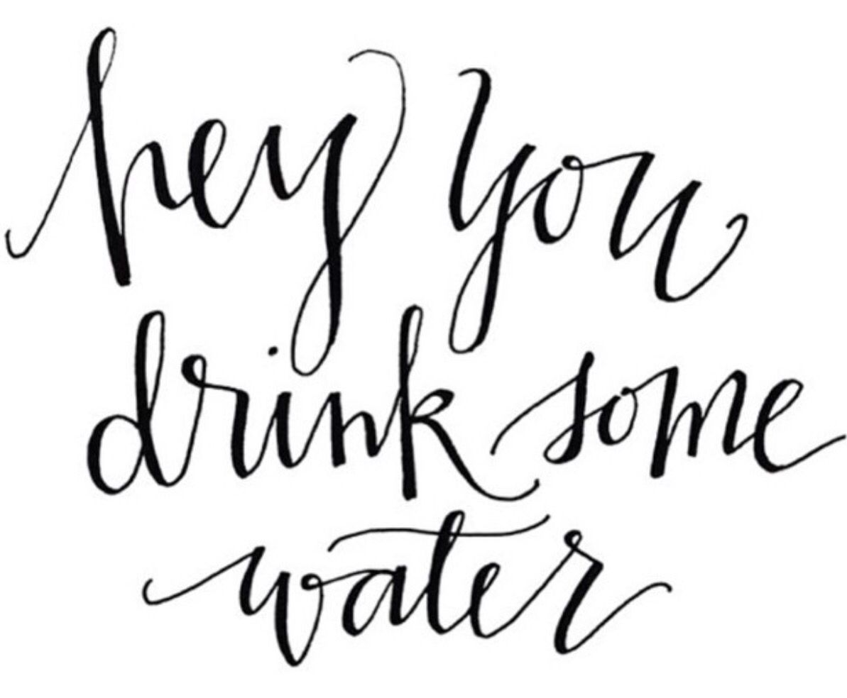 National Hydration Day! Water quotes, Water reminder