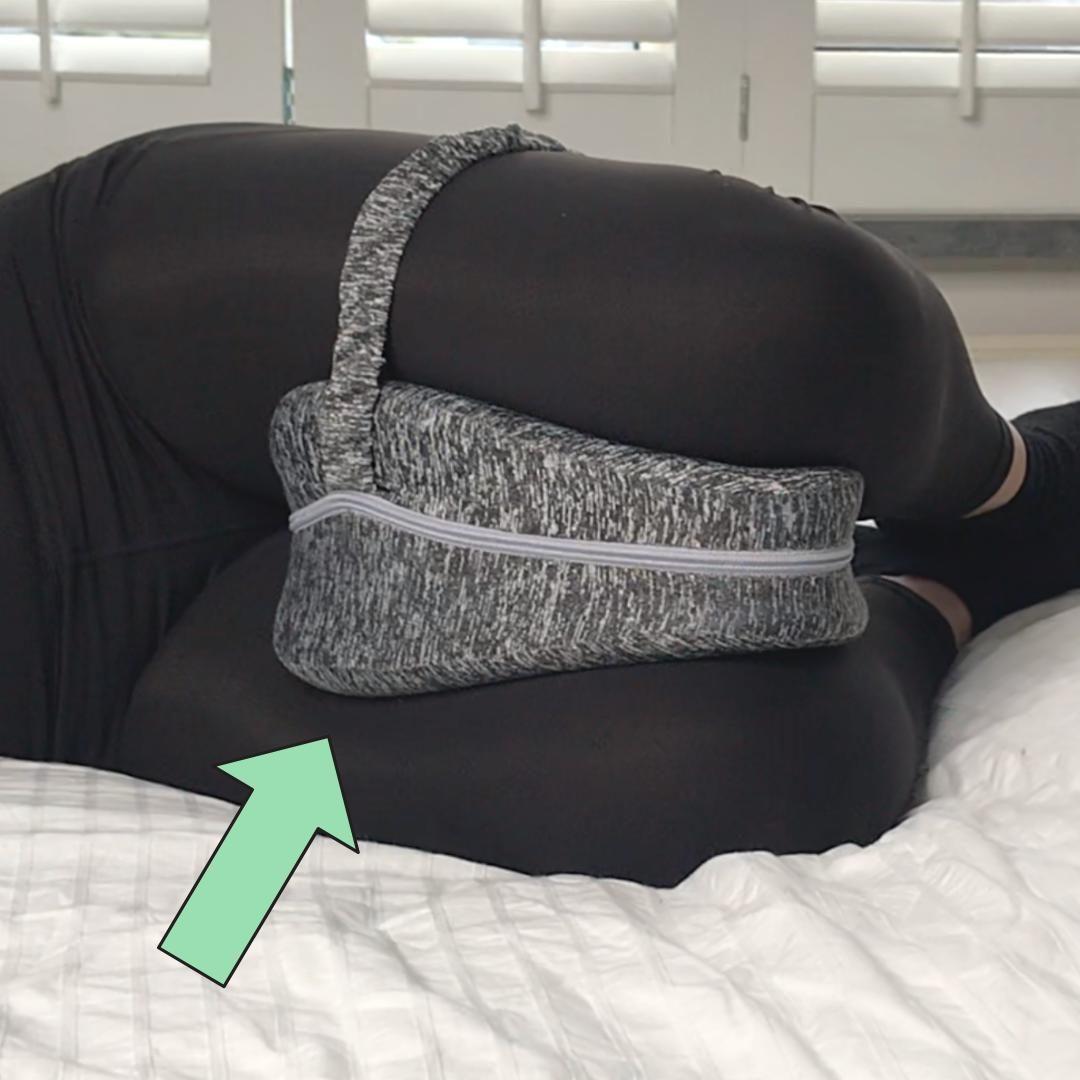 The SmoothSpine Leg Pillow!