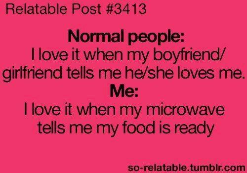 haha i love me some food!