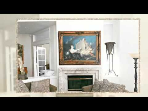 Rancho Santa Fe Estate Interior Painting Maverick San Diego