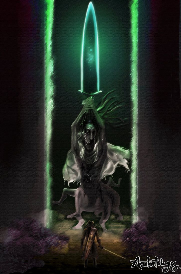 Bloodborne Ludwig The Holy Blade By Asukatology Bloodborne Dark Souls Holi