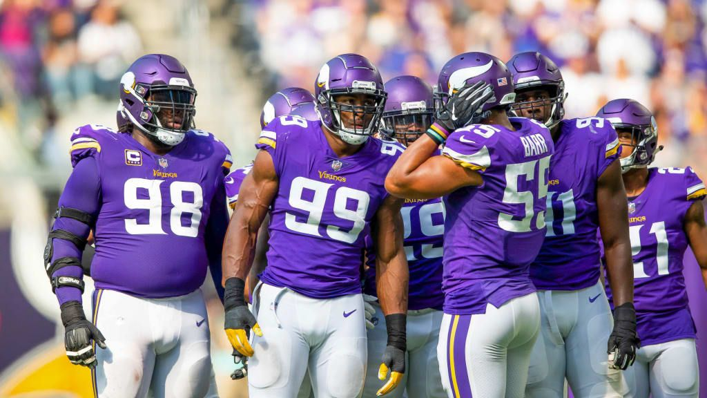 NFL Power Rankings Experts Rank Vikings After Week 4
