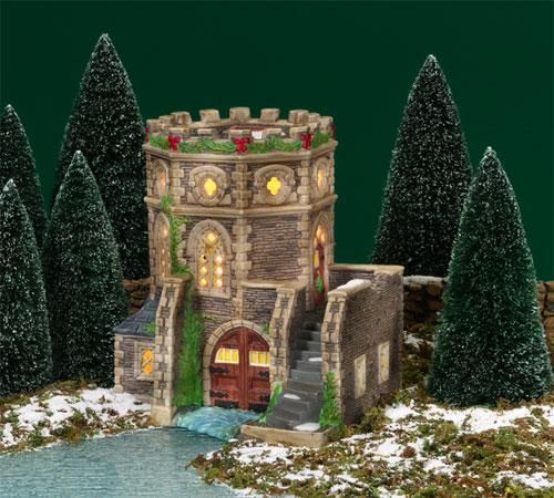 Gunnersbury Park Folly #department56