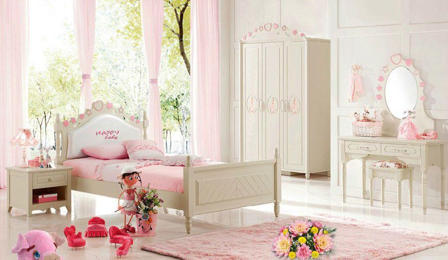 Cameretta da principessa Disney per bambine n.15 | stanzetta Maria ...