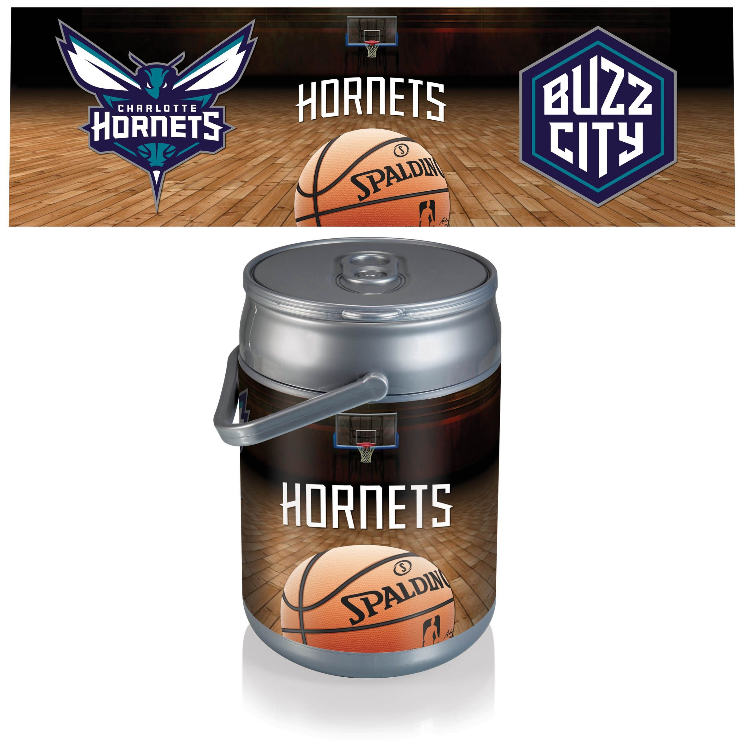 Picnic Time Charlotte Hornets Can Cooler