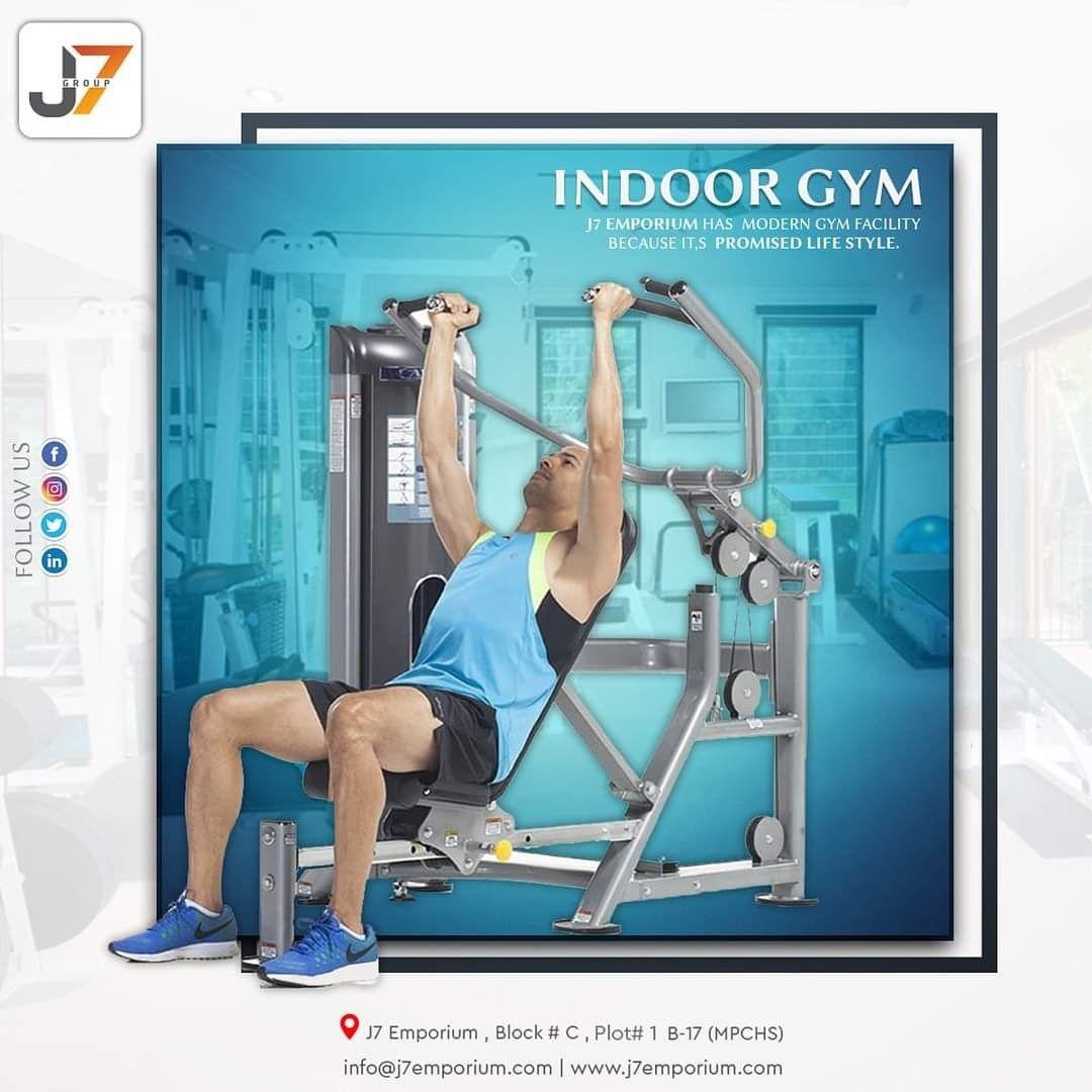 J7 Emporium B17 Islamabad Gym Facilities Modern Gym Emporium