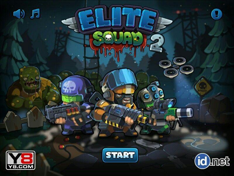 Elite Squad 2 Elite Squad Squad Games