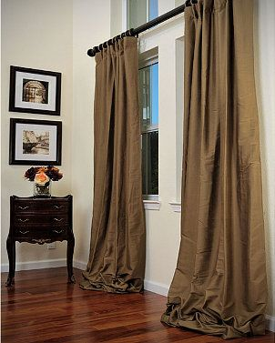 Pin On Living Room Tension curtain rod extra long
