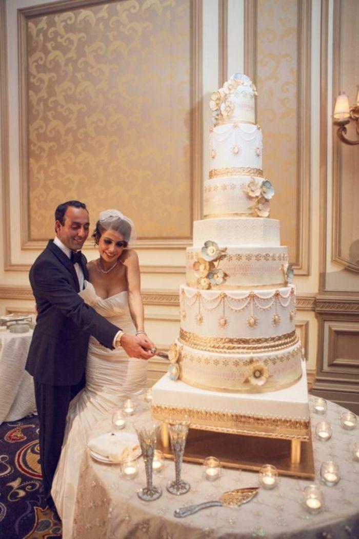 Comment Choisir Le Gateau De Mariage Voici Nos Idees