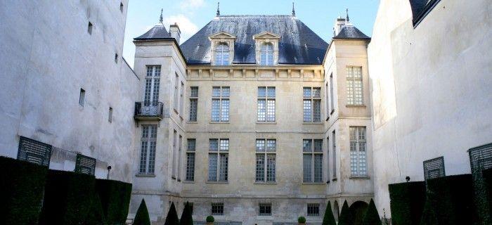 vue de l'extérieur du Musée Cognacq-Jay, photo de Didier Messina Musée sur le XVIII ème siècle  3ème arrondissement