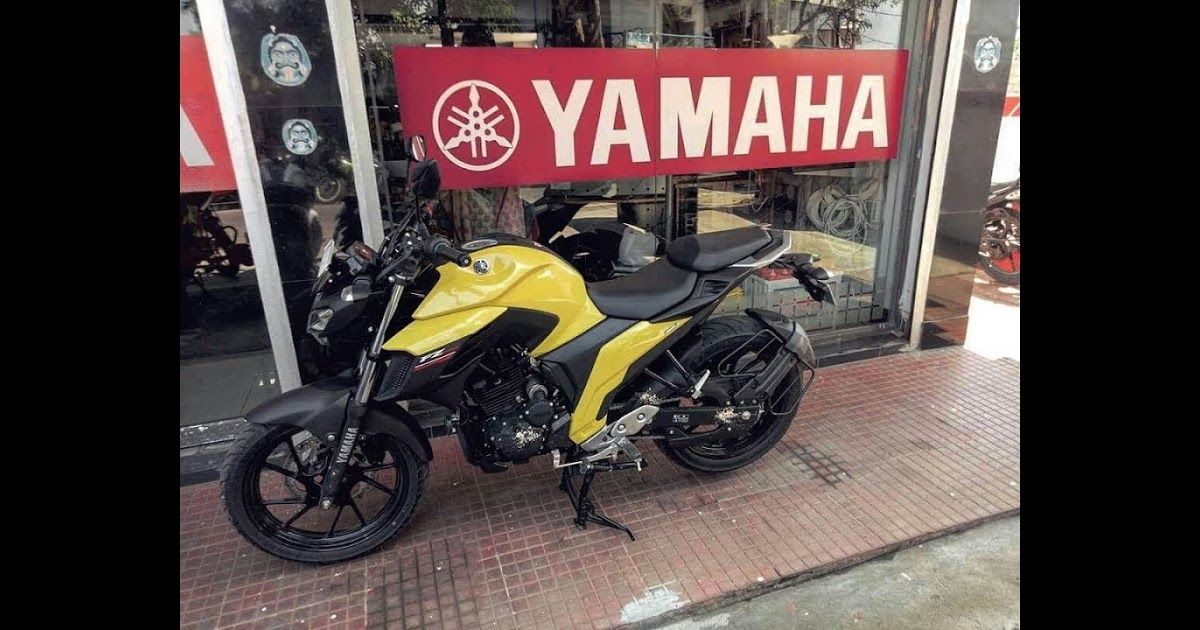 Yamaha Fz25 Modification Yamaha Fz Bike Yamaha Fz Bike