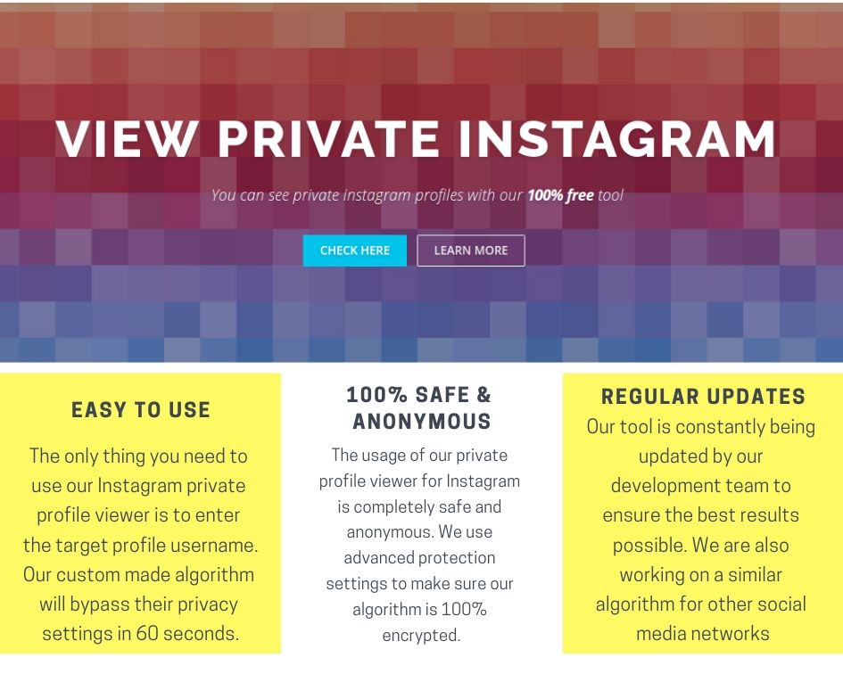 How To Get Into A Private Instagram Without Following Them