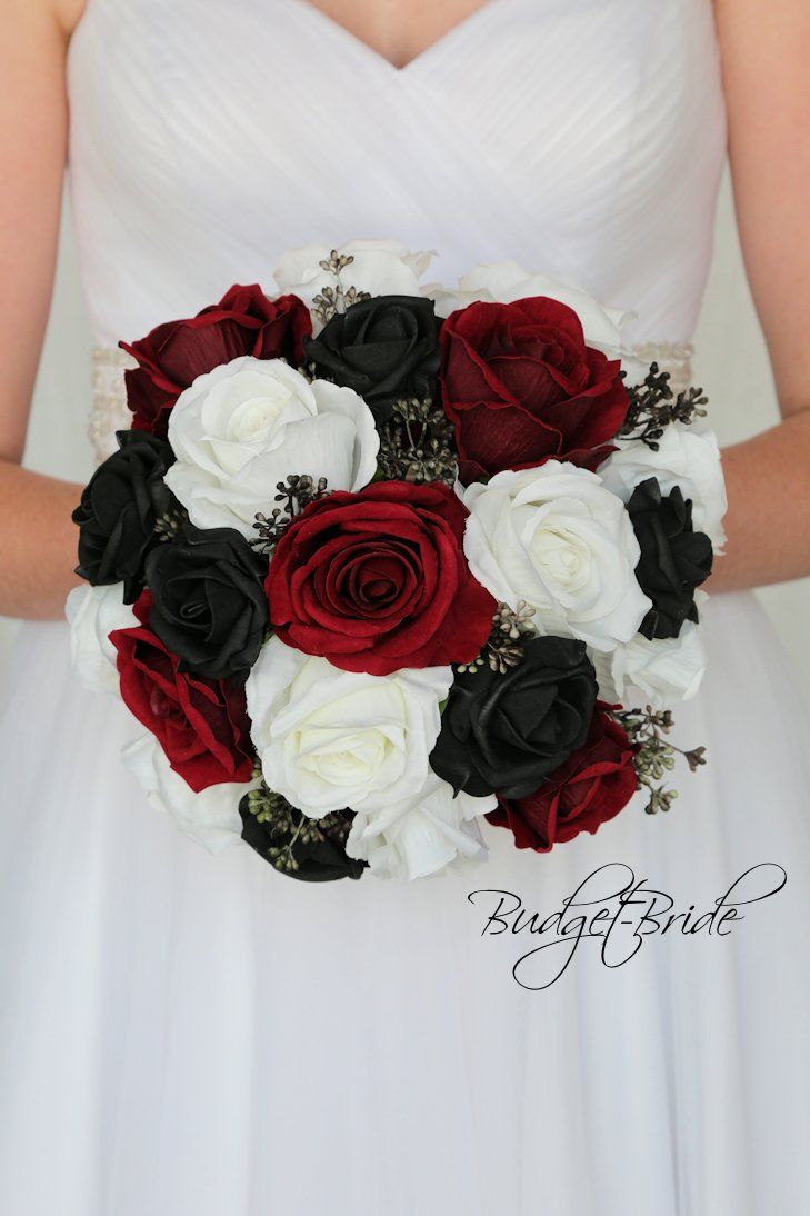 Granby Collection 2017717 30 125 In 2021 Black Wedding Flowers Red Rose Wedding Red Bouquet Wedding [ 1094 x 729 Pixel ]