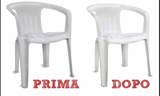 Tavoli E Sedie Da Giardino Economici.Ecco Un Ottimo Metodo Per Smacchiare Sedie E Tavolini Di Plastica