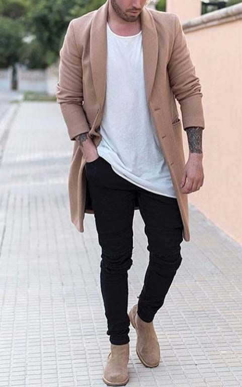Modern urban look // mens fashion // urban men // city ...