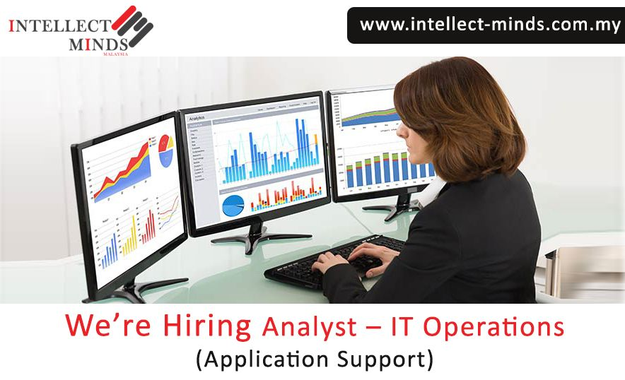 IT Operations Jobs in Malaysia in 2020 Recruitment