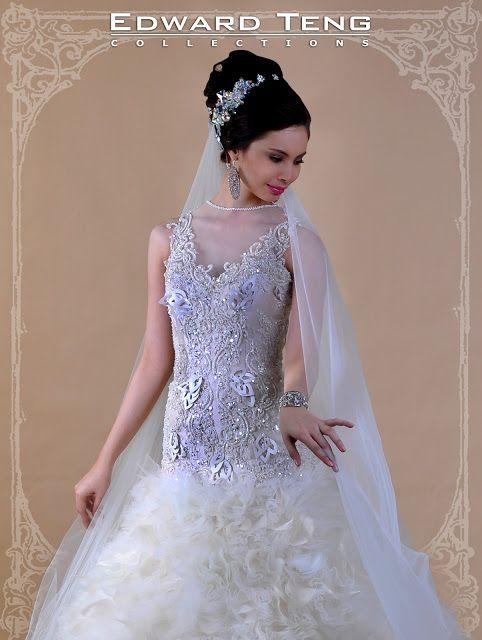 Edward Teng - Philippine Bridal Gowns | Philippines | Pinterest ...