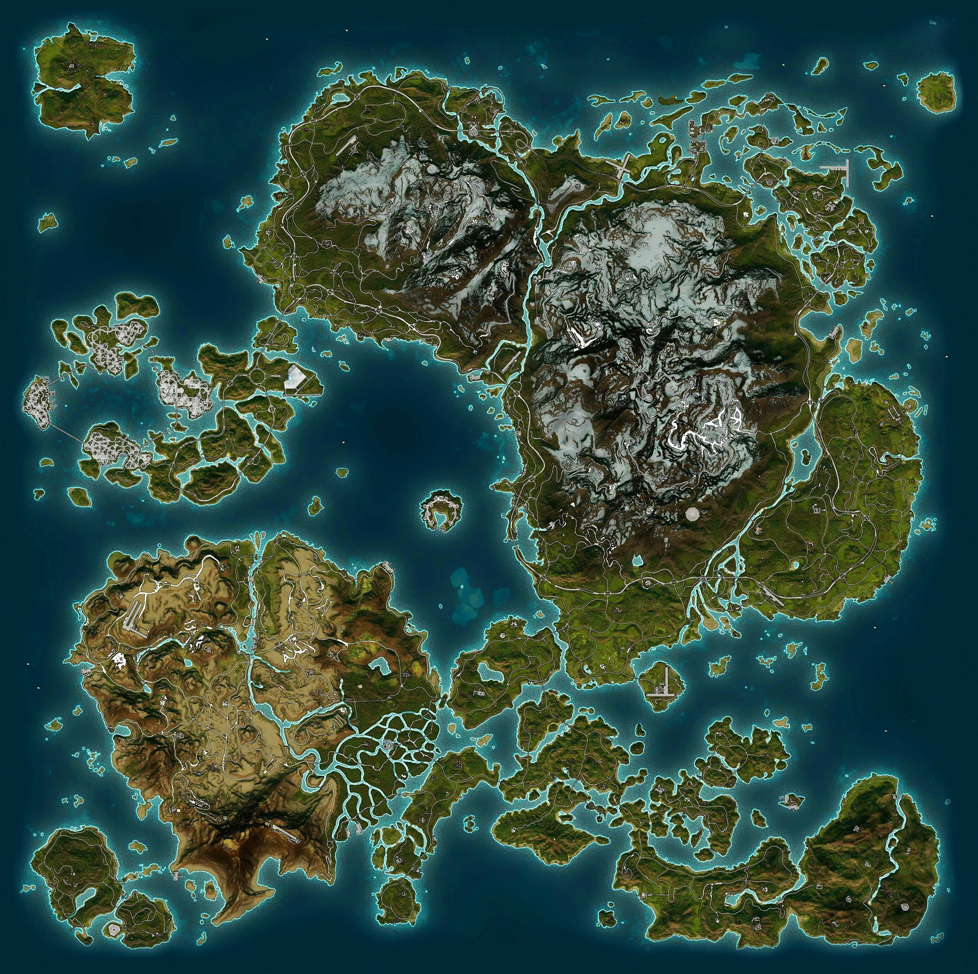 Just Cause 2 - NeoGAF | Fantasy world map, Fantasy map ... on skyrim map size, driveclub map size, wasteland 2 map size, need for speed rivals map size, gta 5 map size, far cry 4 map size, tomb raider map size, fallout map size, l.a. noire map size, bloodborne map size, star citizen map size, starcraft 2 map size, don't starve map size, assassin's creed unity map size, goat simulator map size, open world map size, sunset overdrive map size, far cry 2 map size, infamous second son map size,