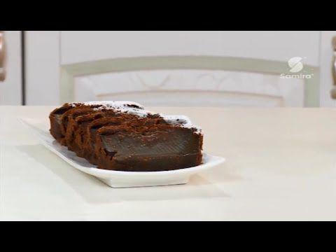 Samira Tv لوبيا فصاصة بلحم البقر ماجيك بالشكولا حصة أذواق خديجة Food Desserts Brownie