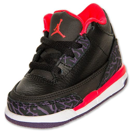air jordan retro 3 black\/bright crimson\/cyan purple carrot
