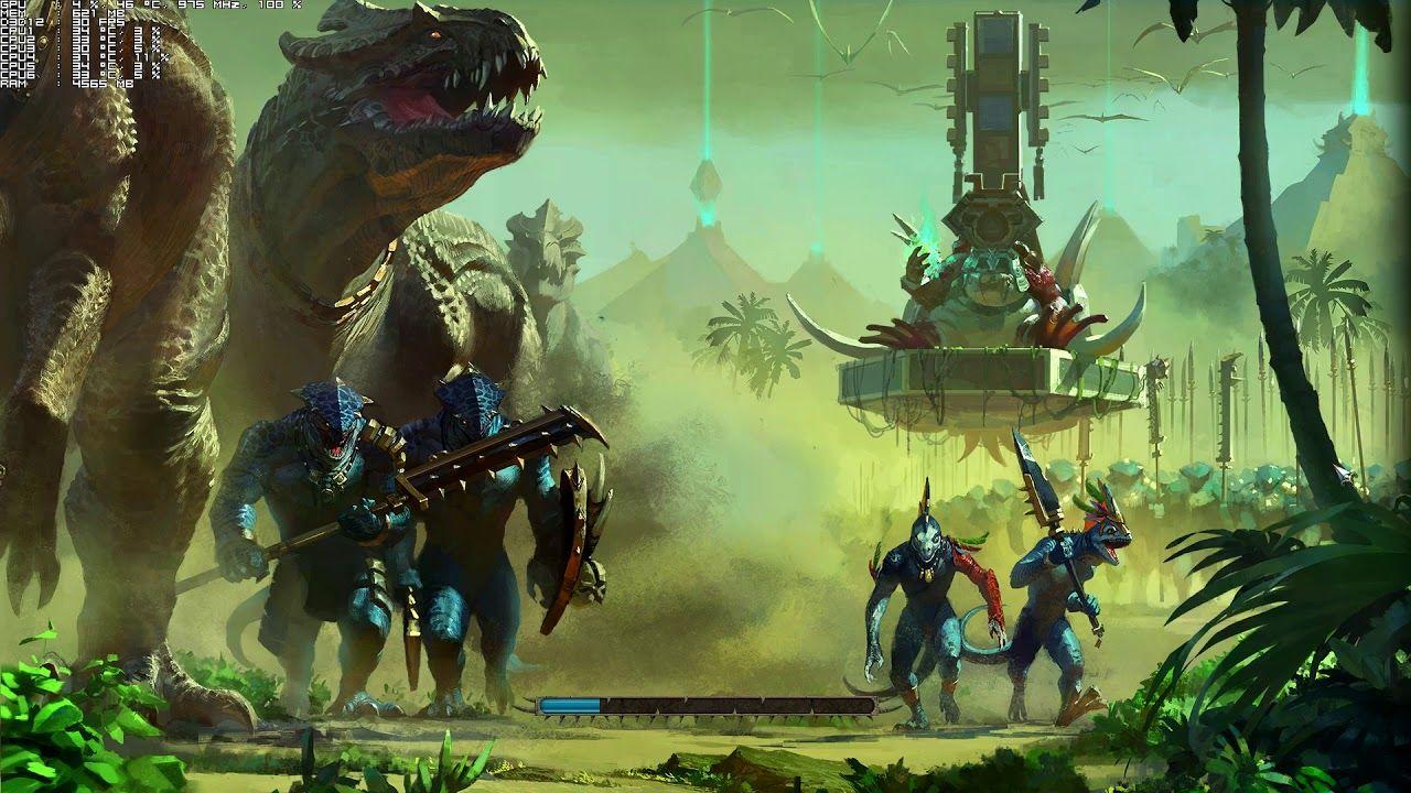Total War: WARHAMMER 2 - Benchmark - Ultra Settings - DirectX 11 vs