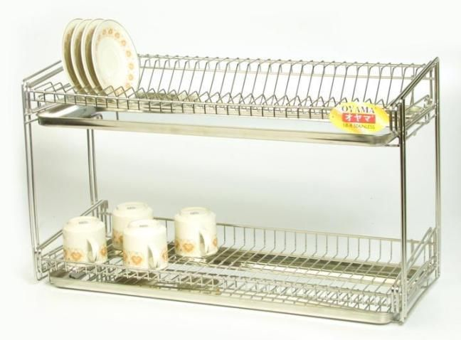 Wall Mounted Dish Drying Rack Google Search Kitchen Finishes