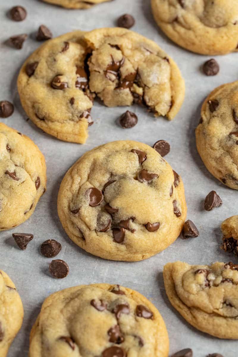 Rachel's Perfect Chocolate Chip Cookies