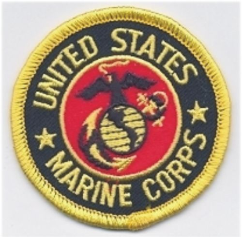 us military usmc seal of the united states marine corps embroidered