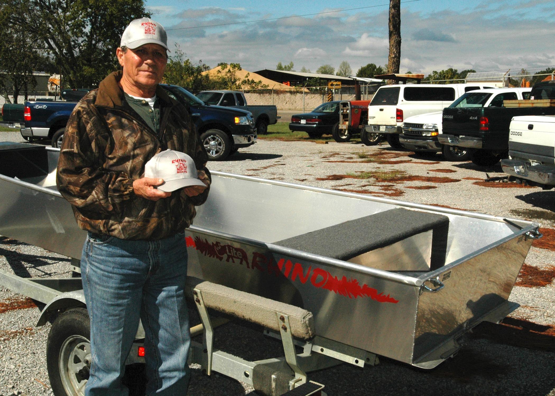 Auburn Man Wins Outdoor Alabama Jon Boat