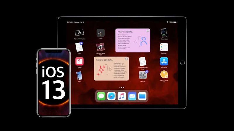 สื่อนอกพบคนใช้ระบบปฏิบัติการ iOS 13 เข้าชมเว็บไซต์อย่าง