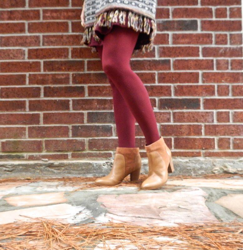 Kate Spade camel booties