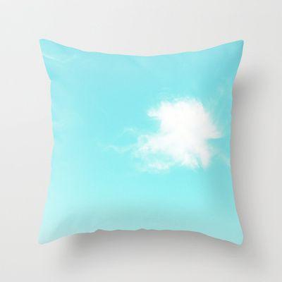 cloud story +  Throw Pillow