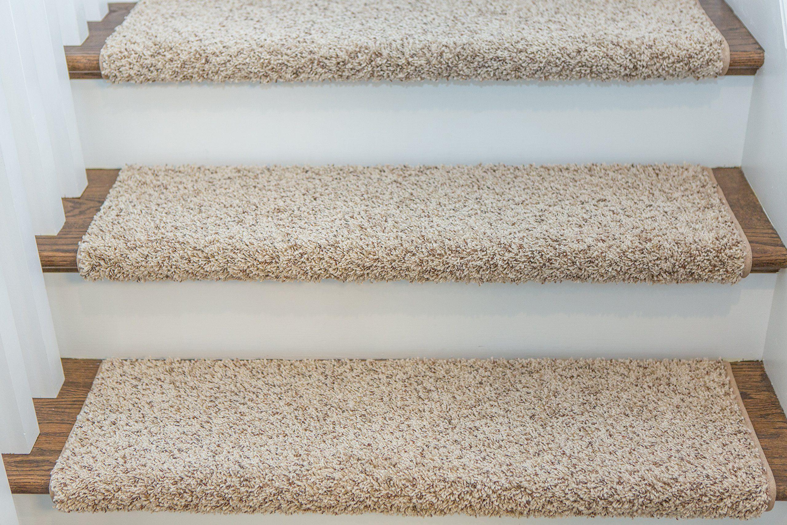 Amazon Com Windsor Adhesive Bullnose Carpet Stair Tread With | Single Carpet Stair Treads | Stair Runner | Adhesive Padding | Wood | Sisal Stair | Non Slip