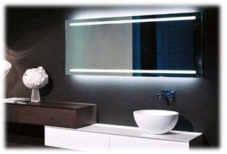 Anti Fot Lighted Bathroom Mirror   Kohler