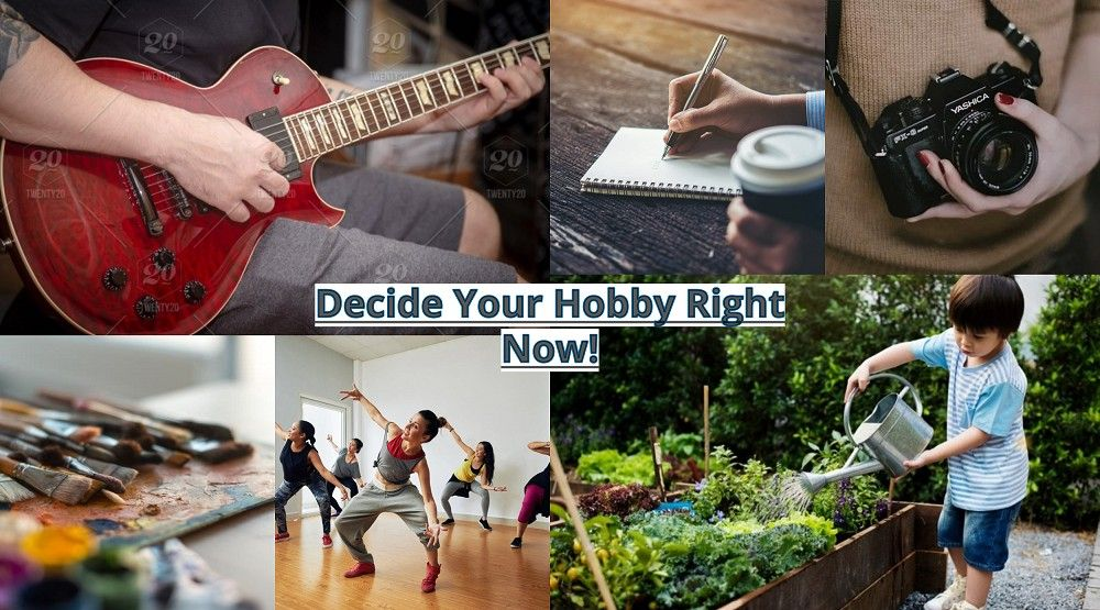 A Good Hobby that adds Value to One's Life in 2020 Fun