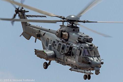 helicoptero super puma