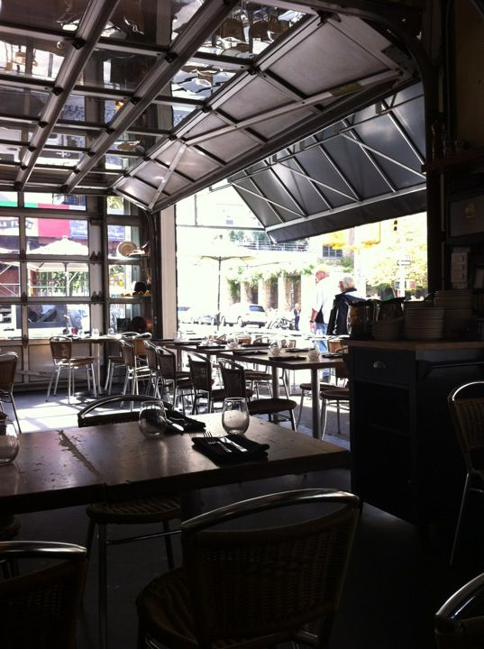 Barbuto Great Atmosphere For Italian Food Get Gnocchi And Chicken