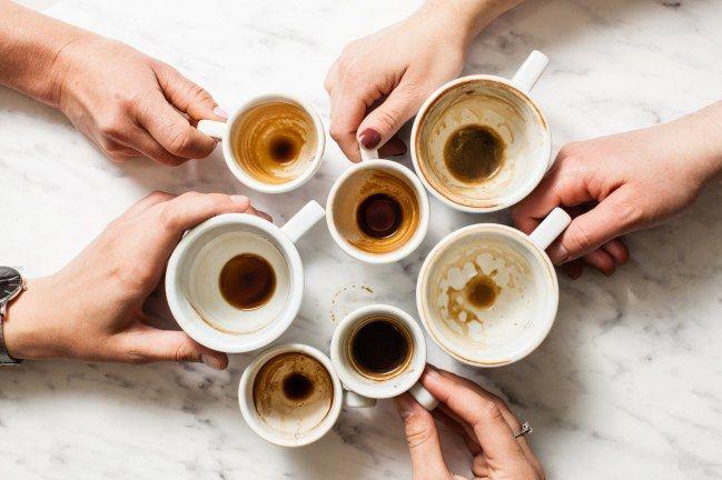 Kaffeesatz Lesen Anleitung
