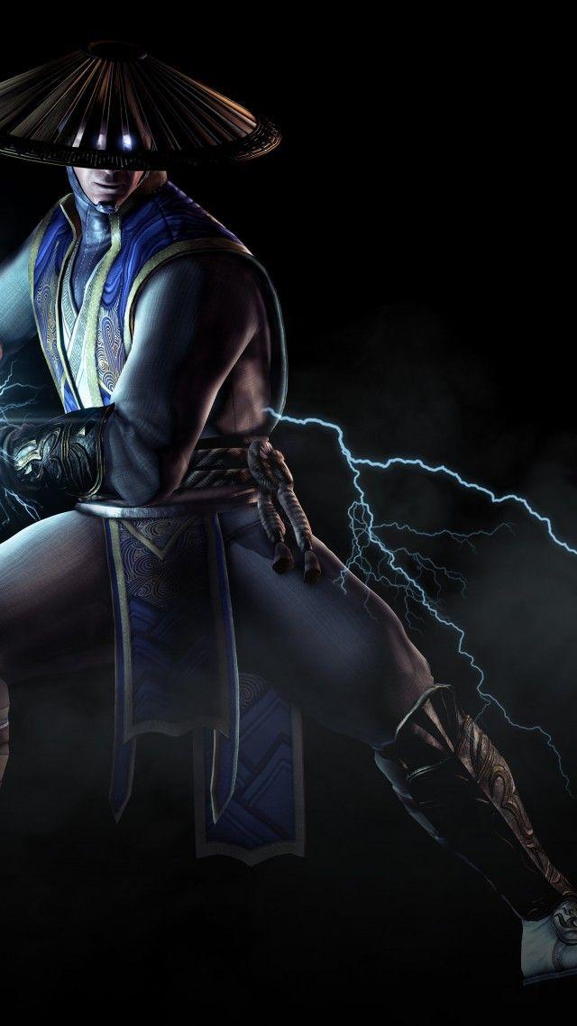 Mortal Kombat X Wallpaper Games Simulation Mortal Kombat X Game Fighting Raiden Lightin Raiden Mortal Kombat Mortal Kombat X Mortal Kombat X Wallpapers