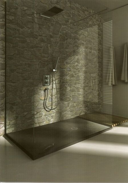 Plato de ducha 07 silex modelo pizarra ideas para el - Ver cuartos de bano con plato de ducha ...