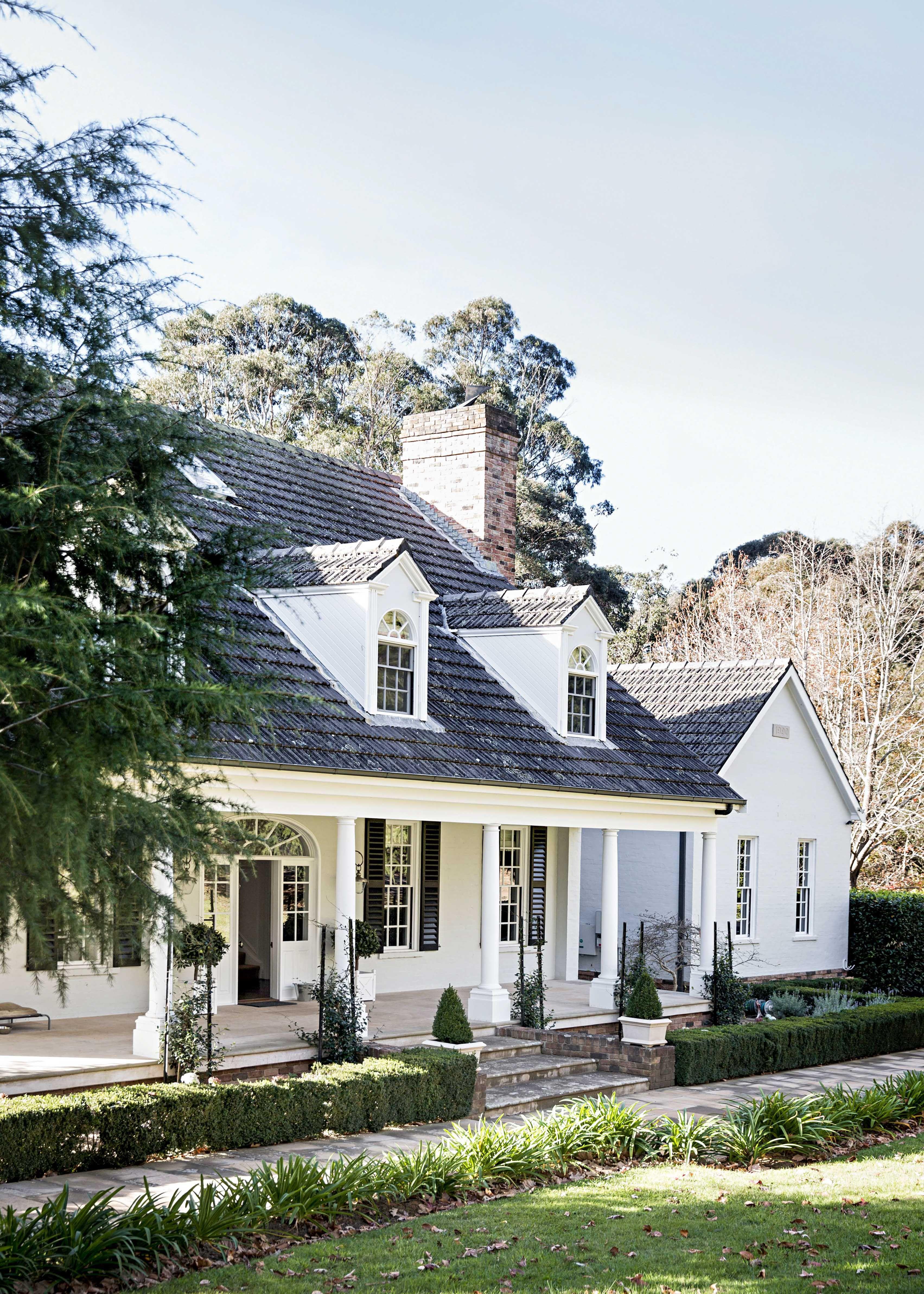17 Enchanting Australian Country Farmhouse To Maximize Your