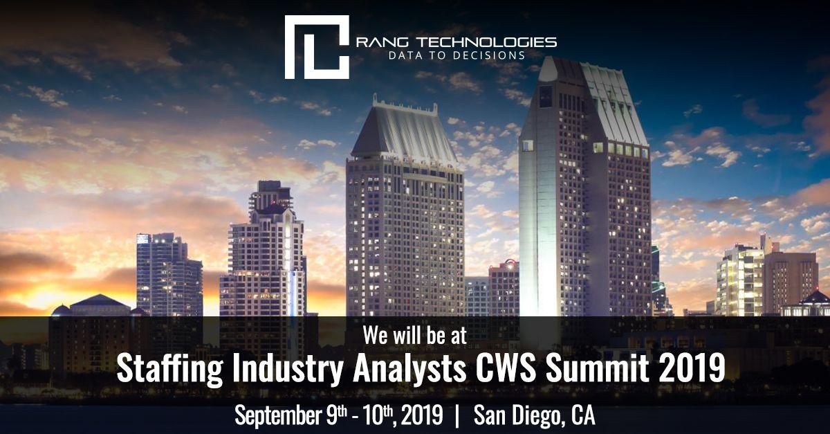 Cws Summit 2019 Staffing Industry Technology Digital Transformation