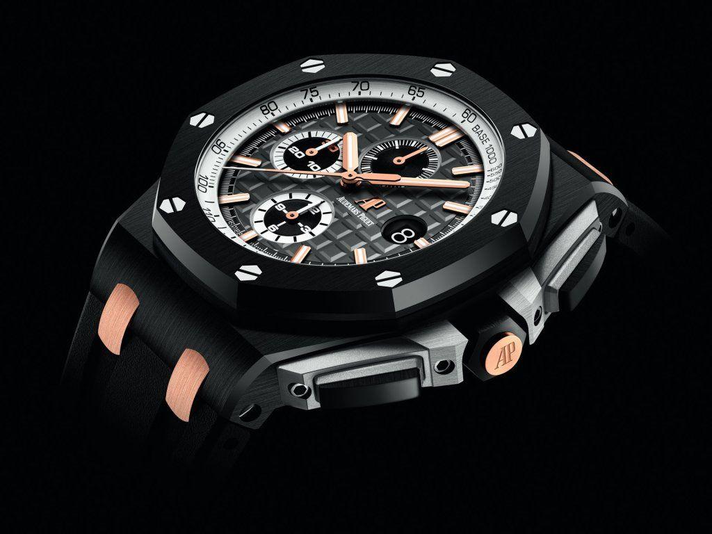Audemars Piguet Royal Oak Offshore Selfwinding Chronograph Pride Of Germany Luxus