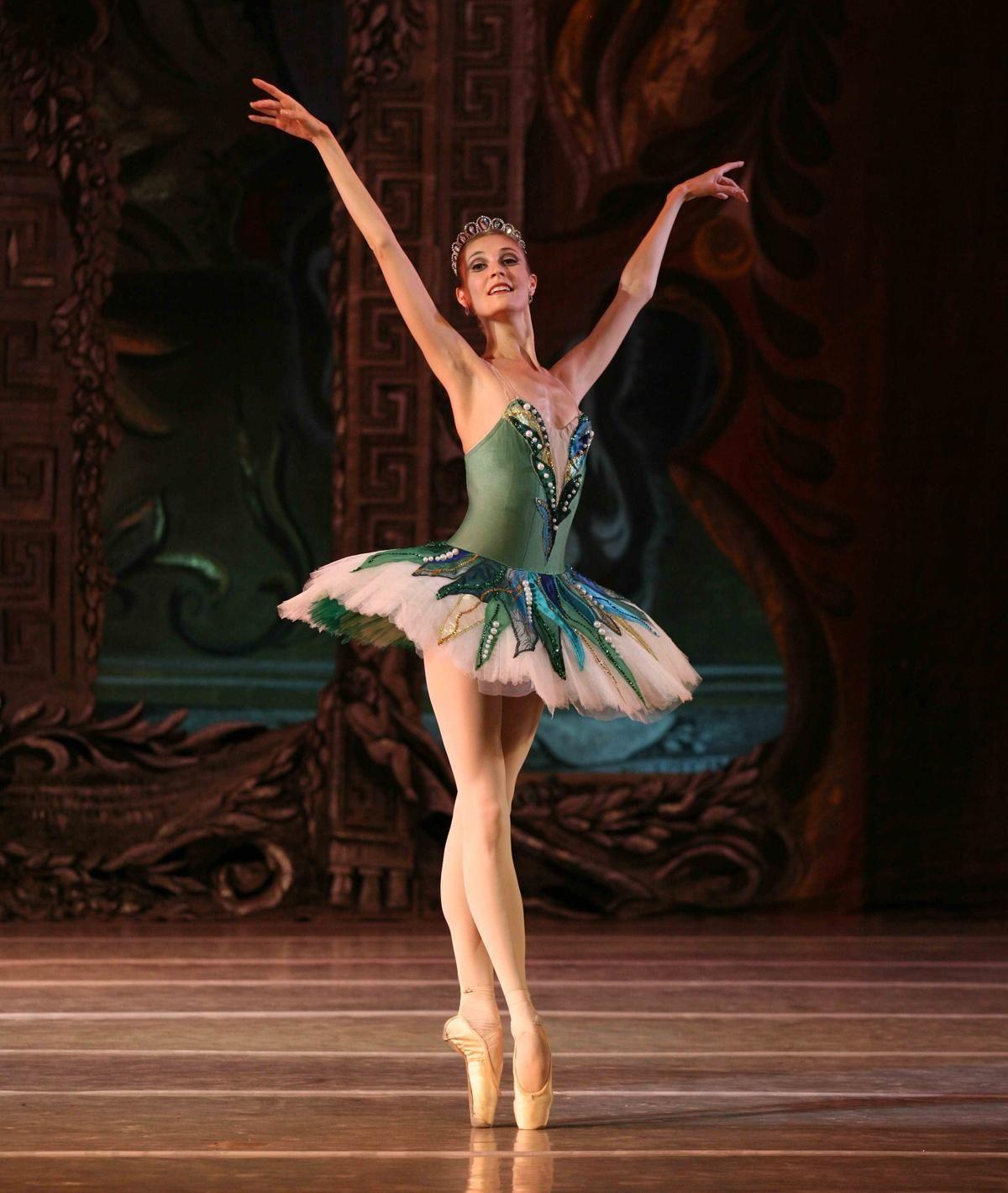 """Alina Somova in The Sleeping Beauty (Mariinsky Ballet"