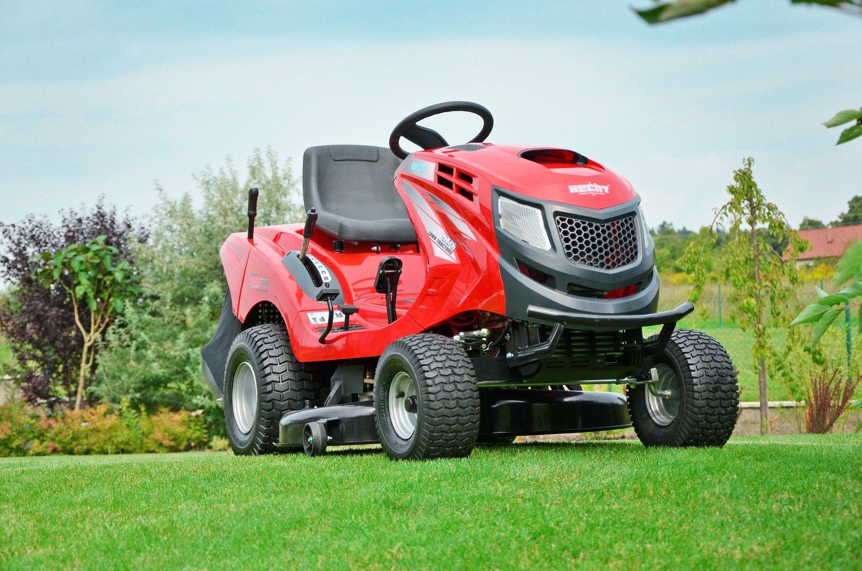 Hecht 5176 Aufsitzmaher Aufsitzmaher Rasenmaher Traktor Rasentraktor
