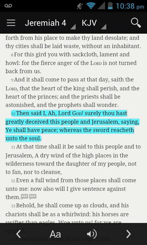 Jeremiah 4:10