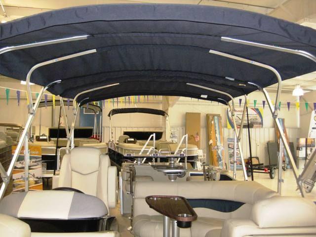 2015 aqua patio 240 cb pontoon boat