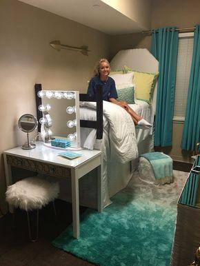 diy tumblr dorm room ideas for girls also best bedroom images in dream rh pinterest