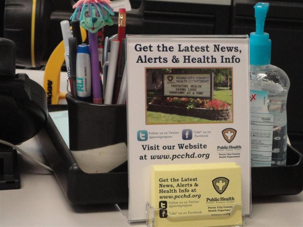 Get the latest news and alerts health department