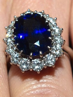 princess diana ring cost